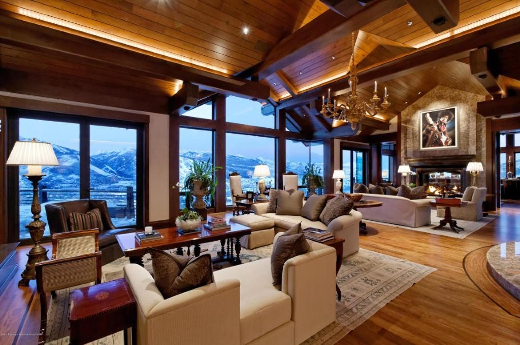 Colorado Most Expensive Home Sits Billionaire