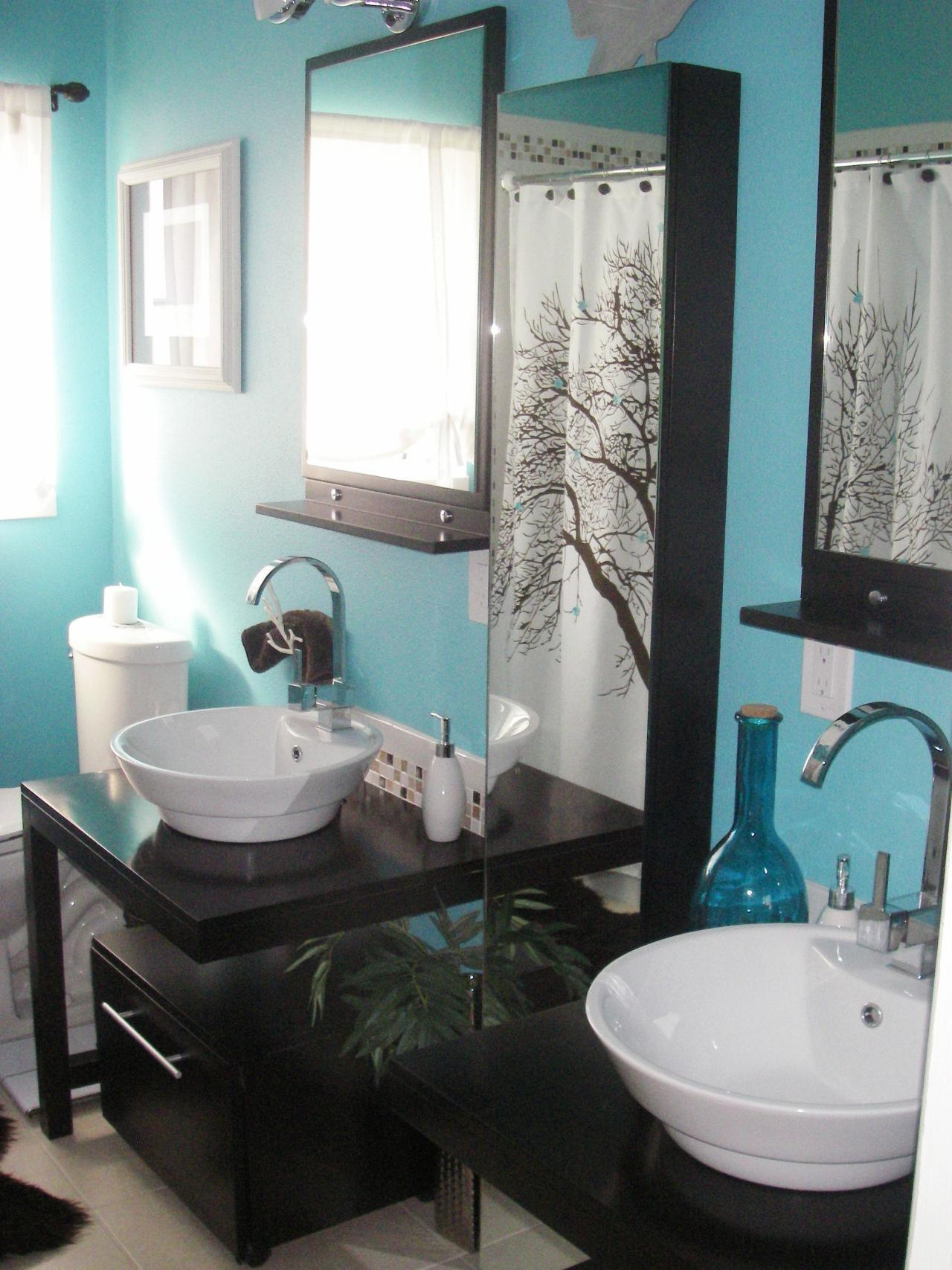 9 Professionally Turquoise Bathrooms That Are Worth Stealing