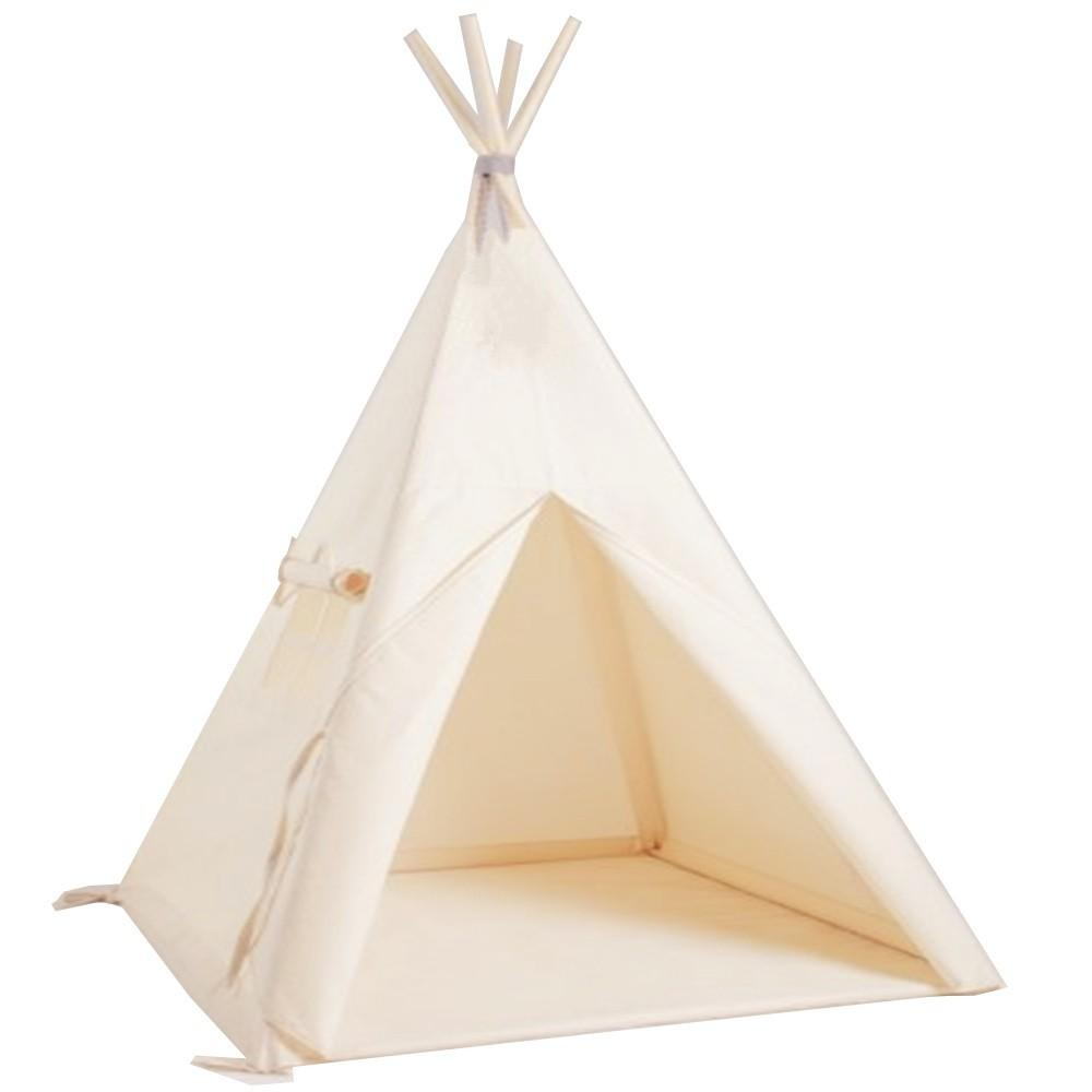 Colorful Canvas Children Teepee Tent Camping