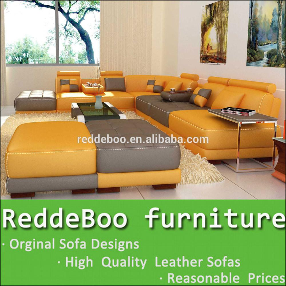 Colorful Cheap Modern Corner Sectional Sofa Wholesale
