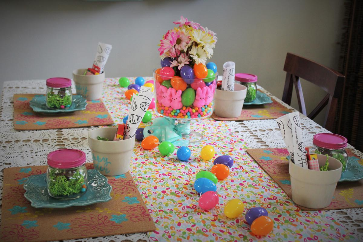 Colorful Easter Party Major Eye Candy Evite