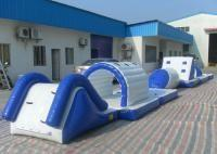 Colorful Inflatable Iceberg Customized Height Safe