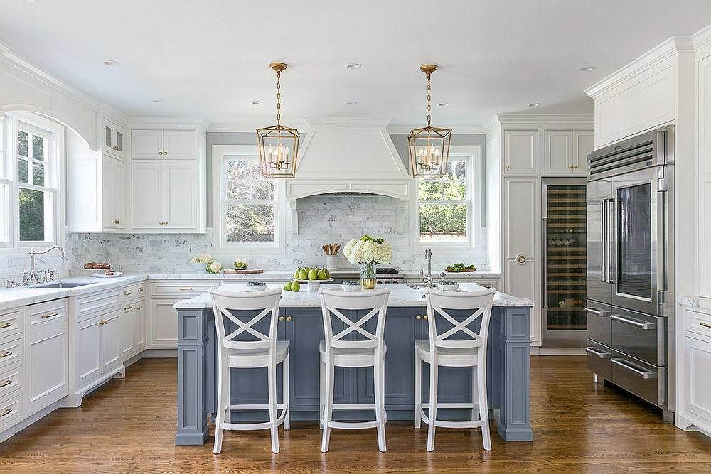 Colorful Kitchen Island Ideas Enliven Your Home
