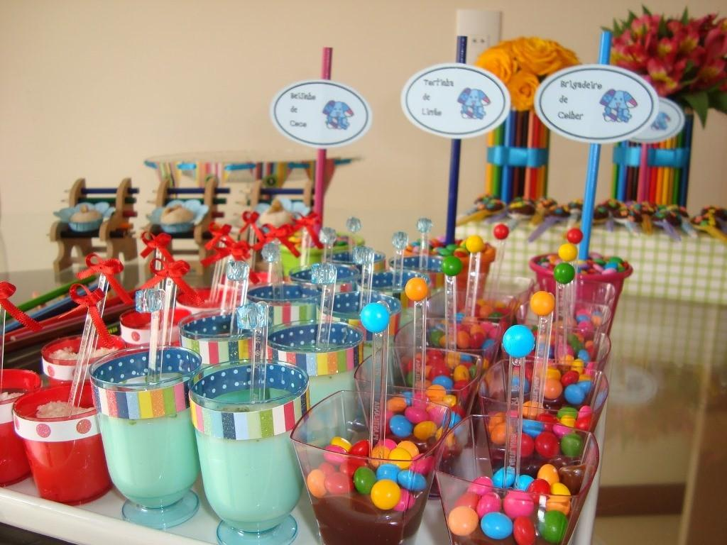 Colorful Modern Kids Table Ideas