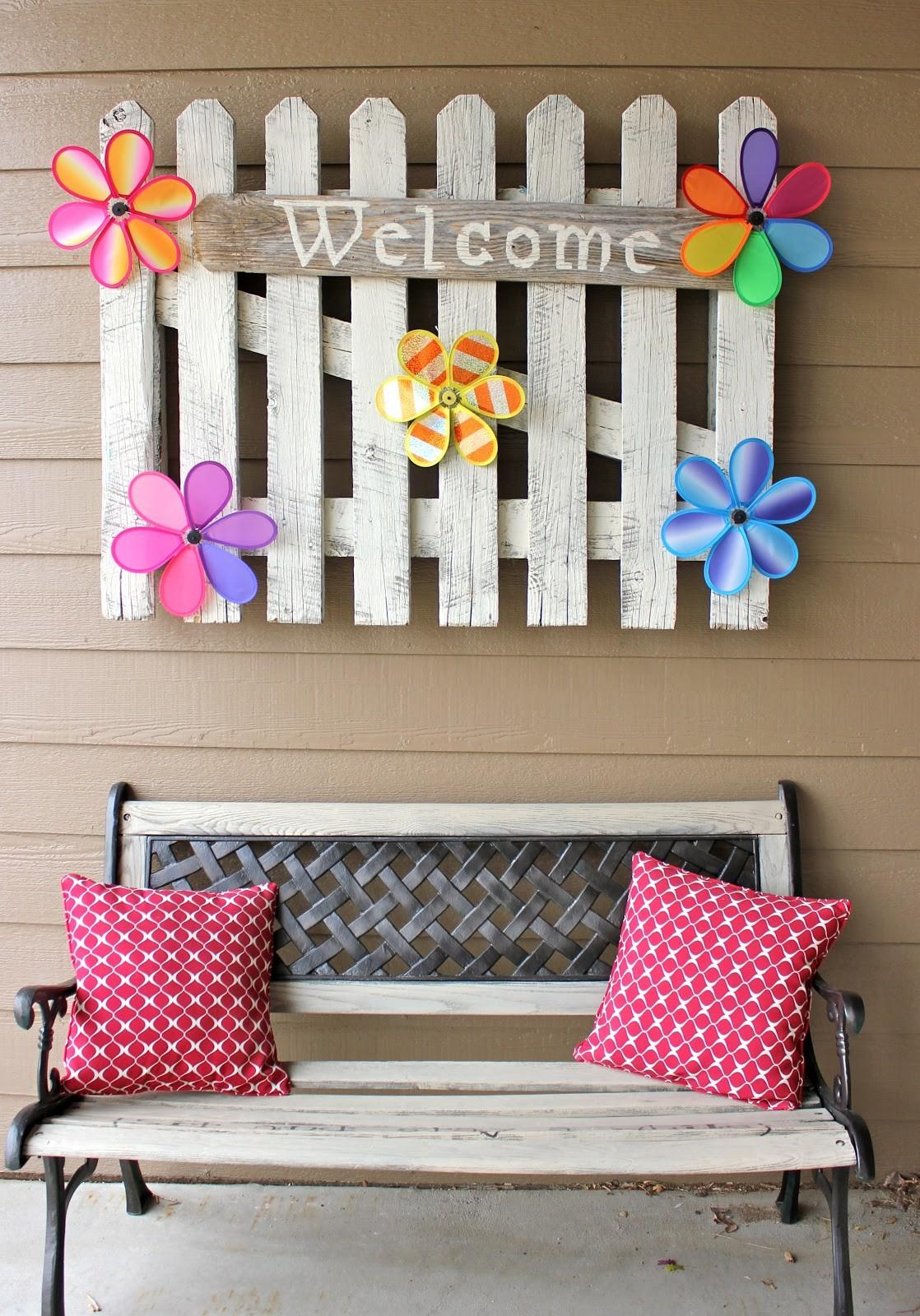 Colorful Ways Spring Ify Your Porch Homeyou