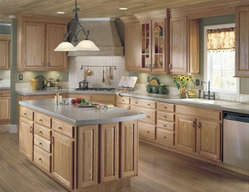 Colors Option Country Kitchen Theydesign