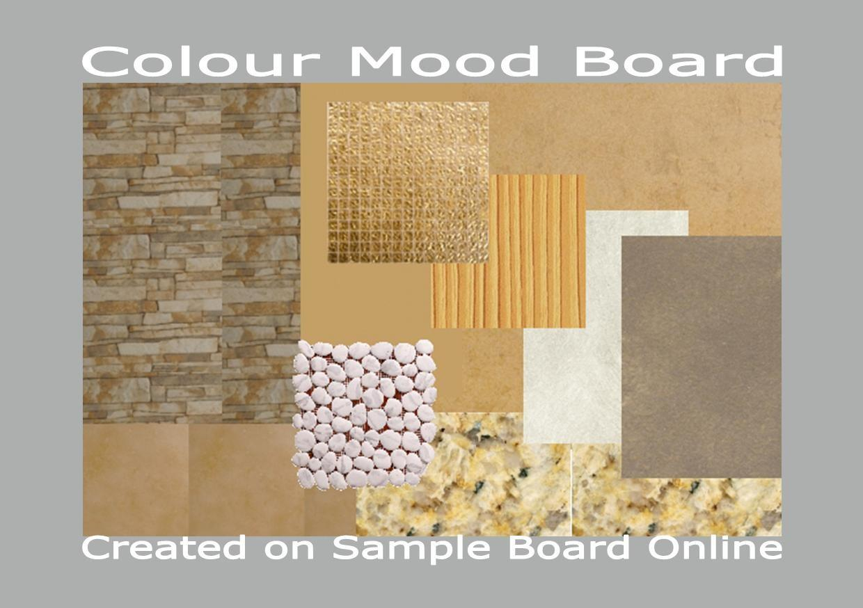 Colour Mood Boards Creative Buzz