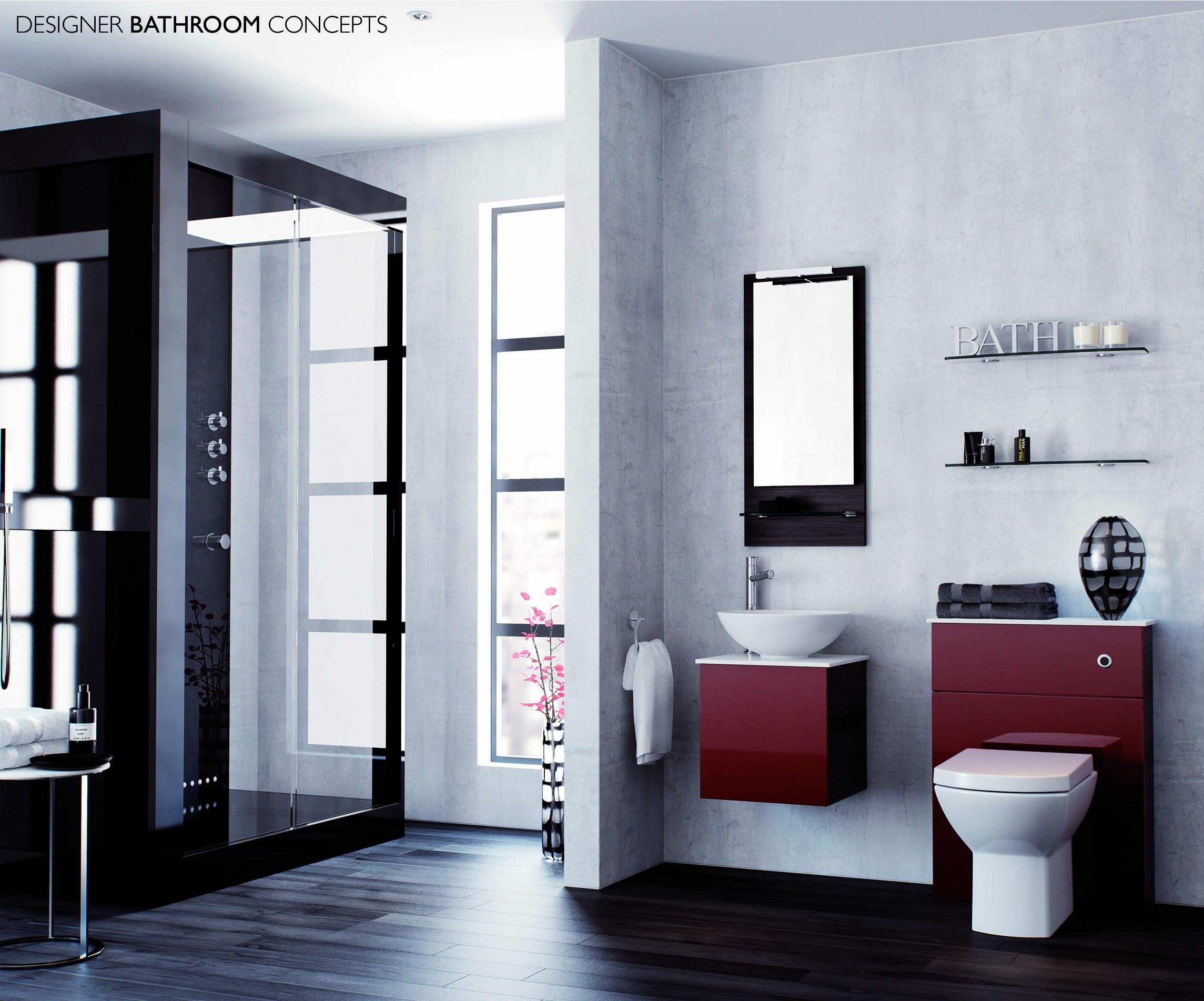 Combination Designer Back Wall Toilet Wccfd50