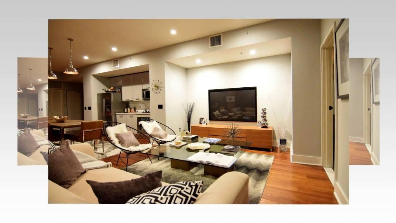 Combined Living Room Dining Home Design Ideas
