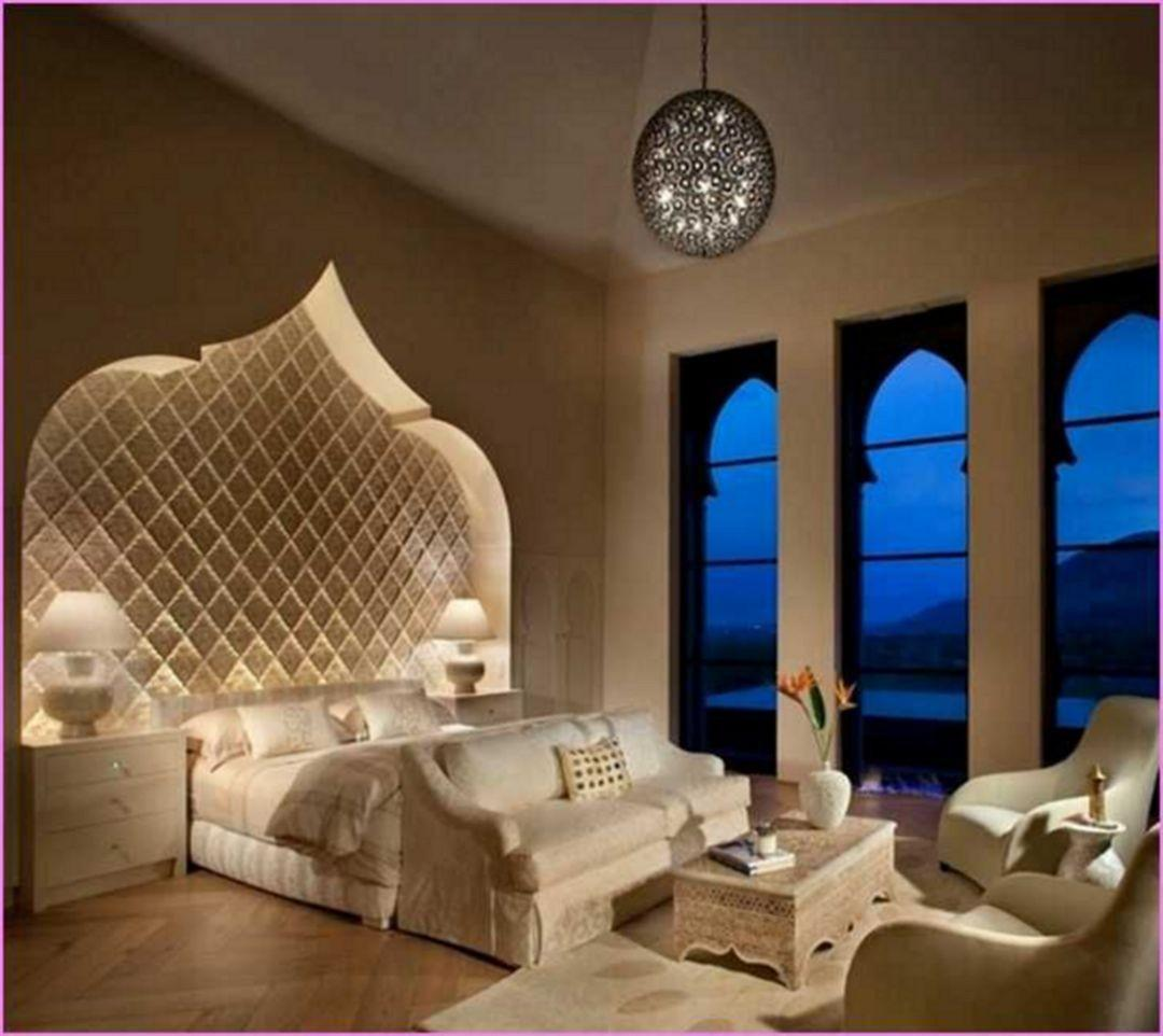 Comfortable Moroccan Bedroom Design Ideas Amazing