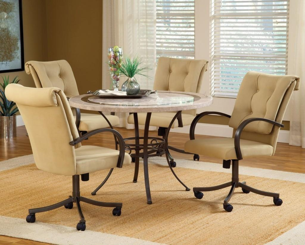 Comfy Kitchen Chairs Home Design