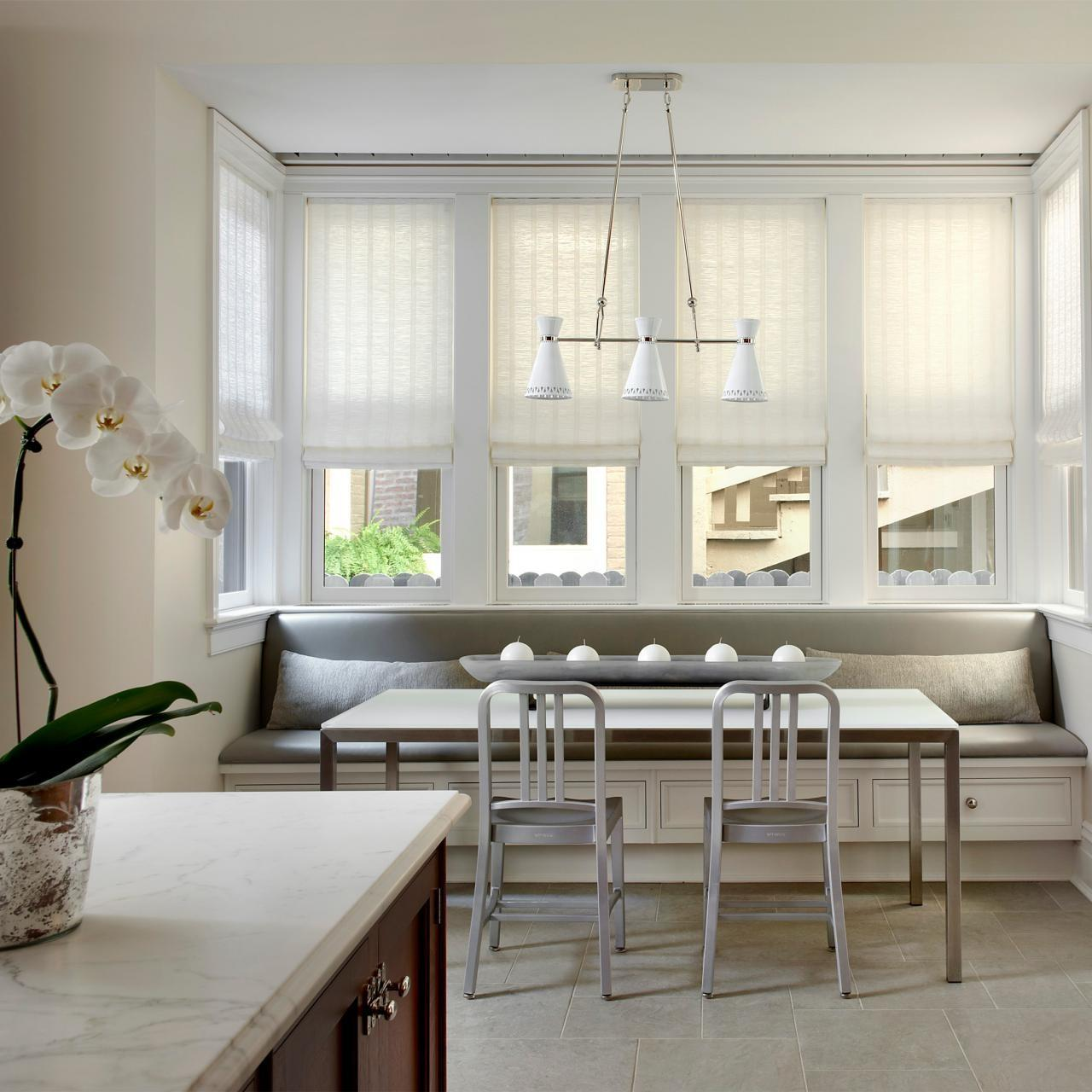 Commercial Banquette Seating Design