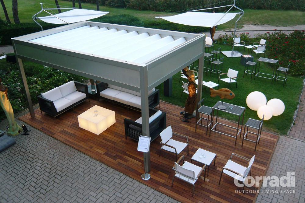 Commercial Outdoor Room