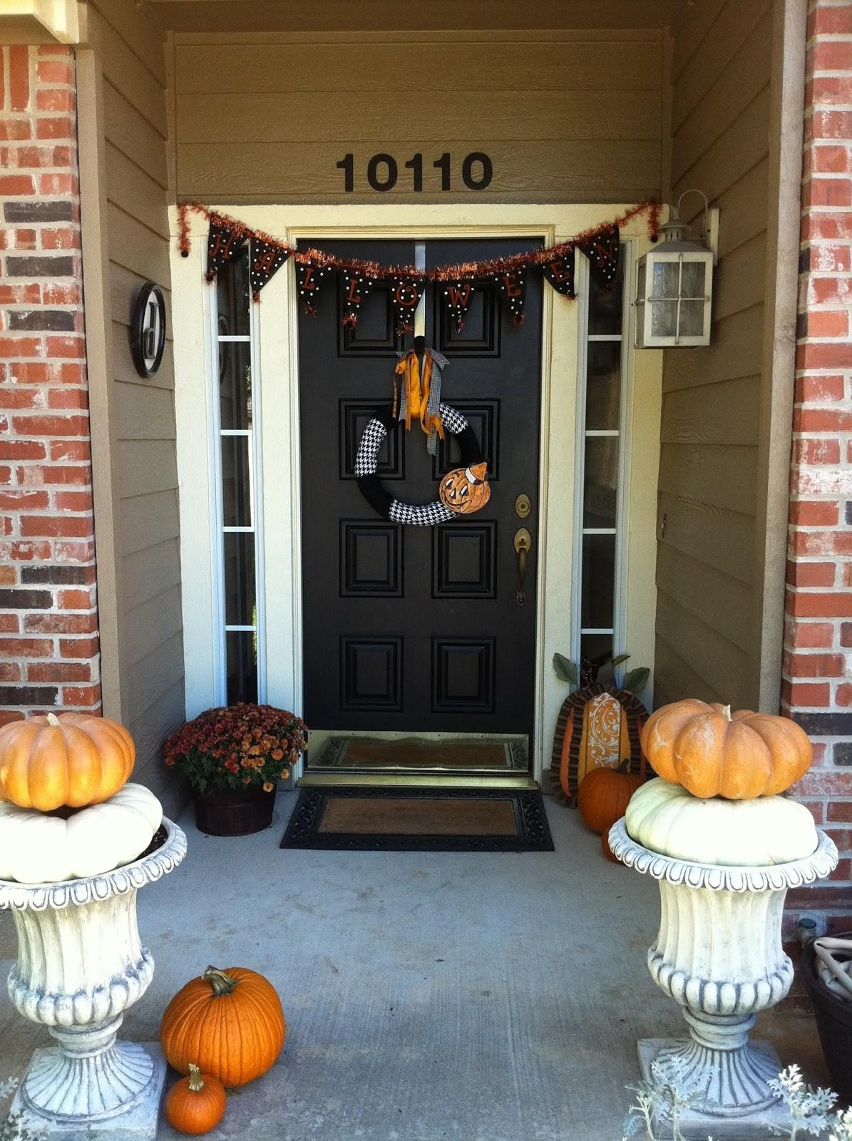 Commona House Halloween Jack Lantern Wreath