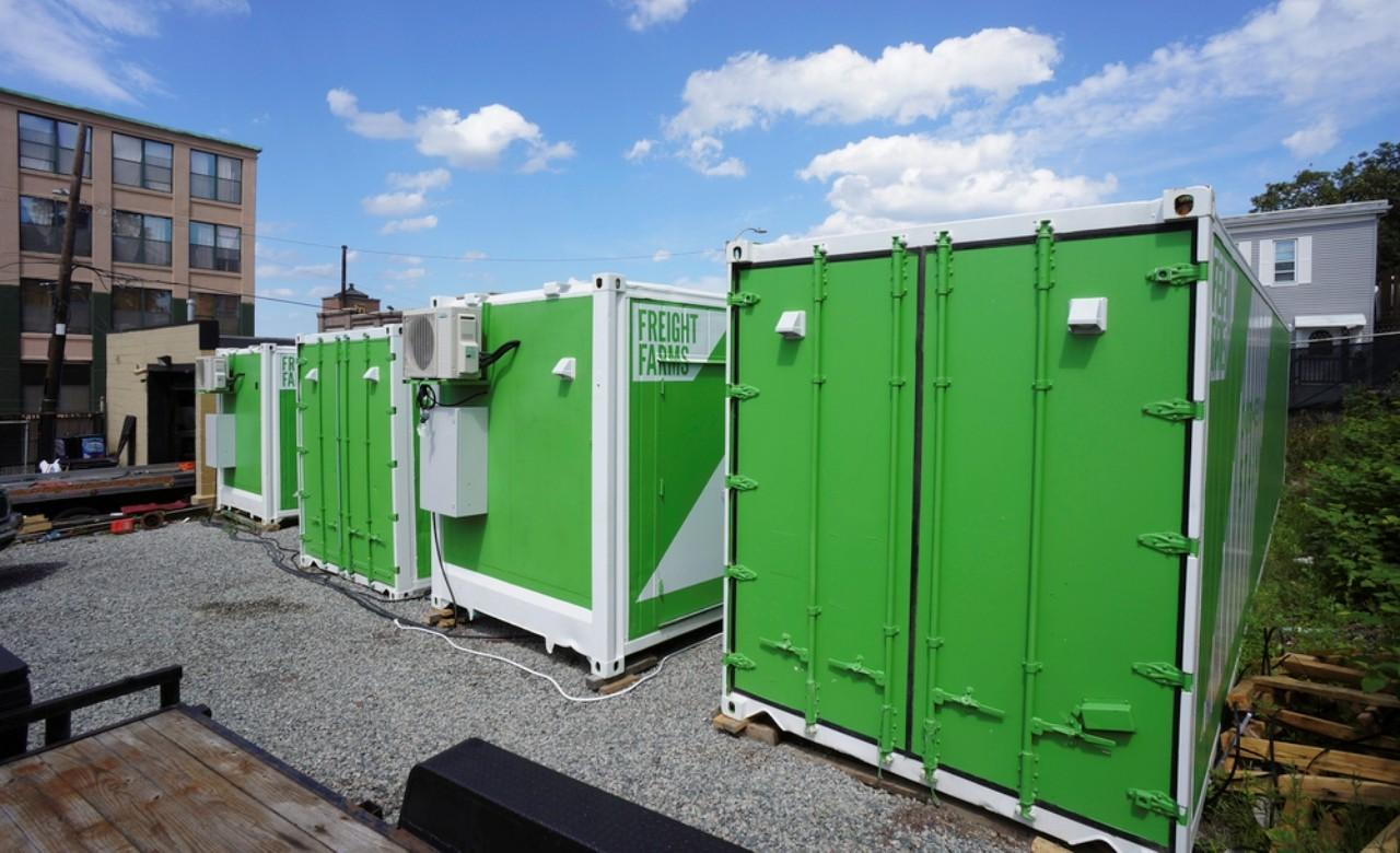 Company Specialises Portable Shipping Container
