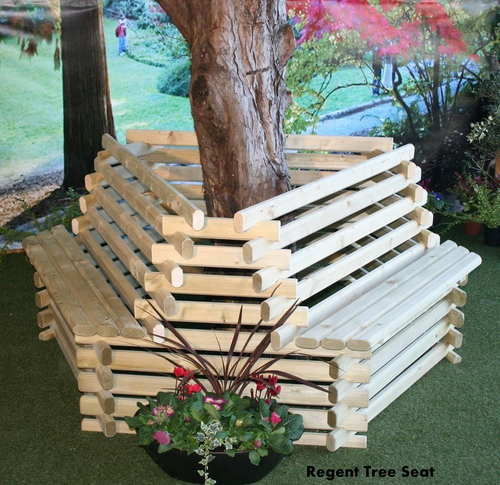 Compare Prices Beautiful Wooden Tree Seats Sale