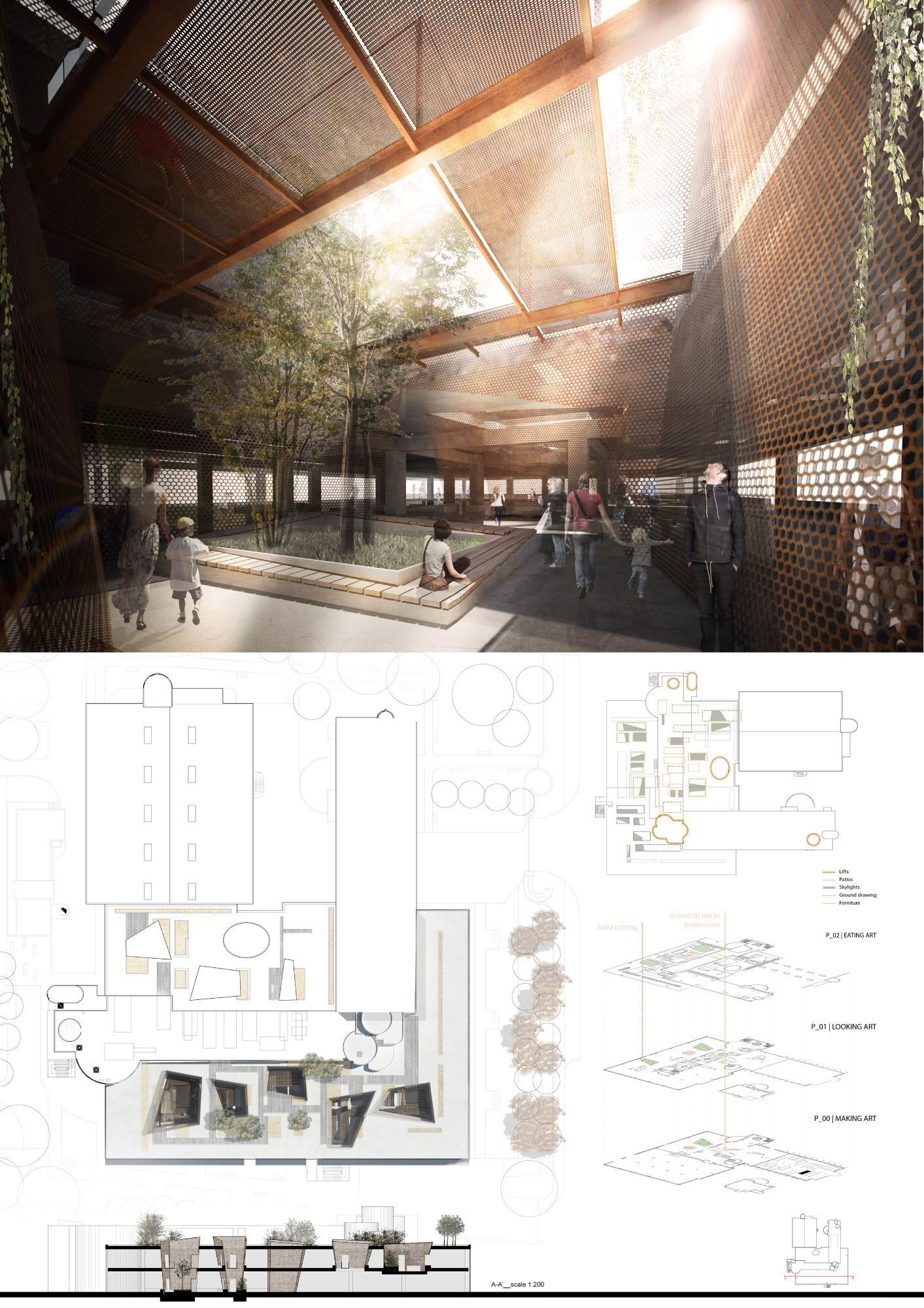 Competition Asks Young Architects Transform