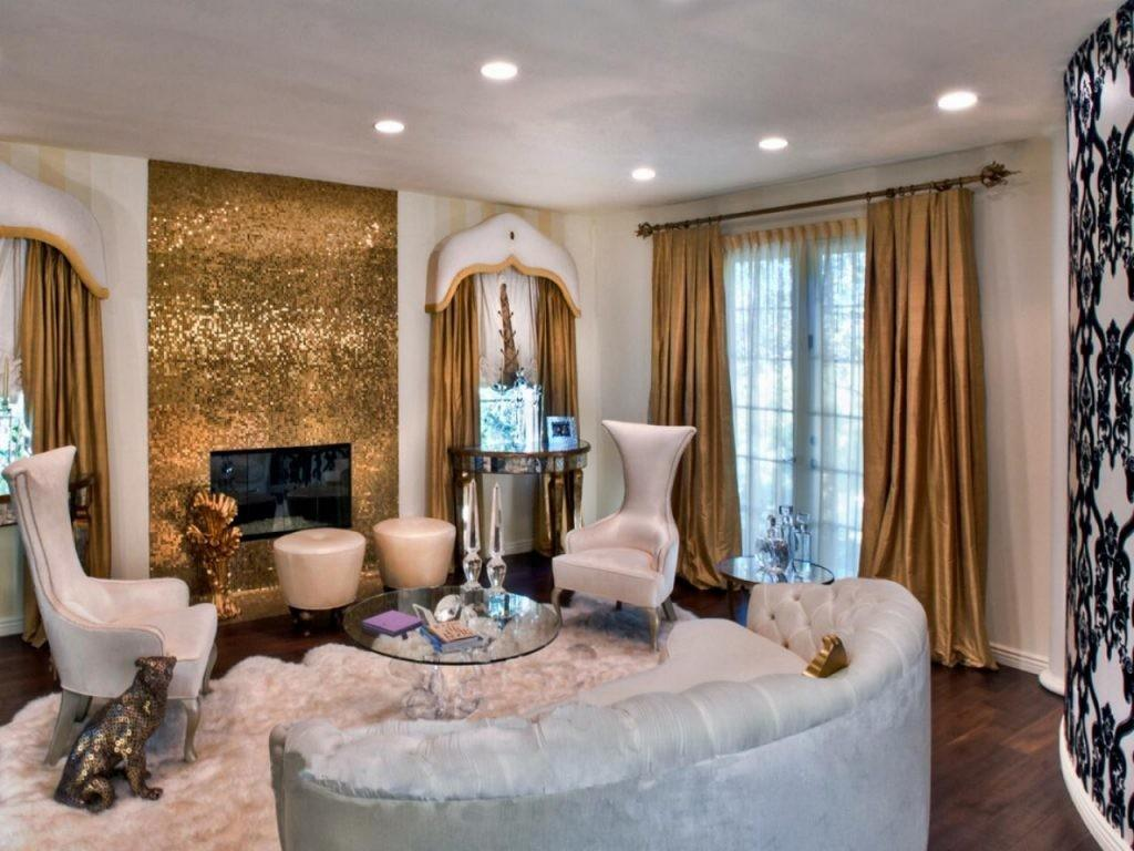 Complete Beauty Your Living Room Mosaic Tiles