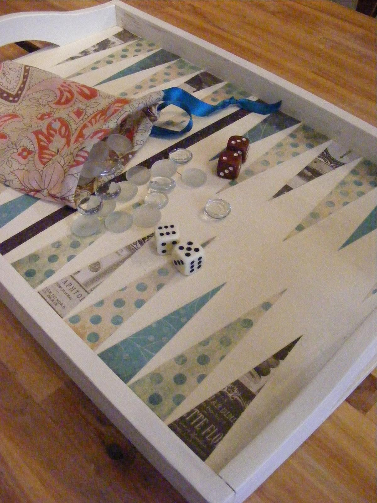 Complete Guide Imperfect Homemaking Diy Backgammon