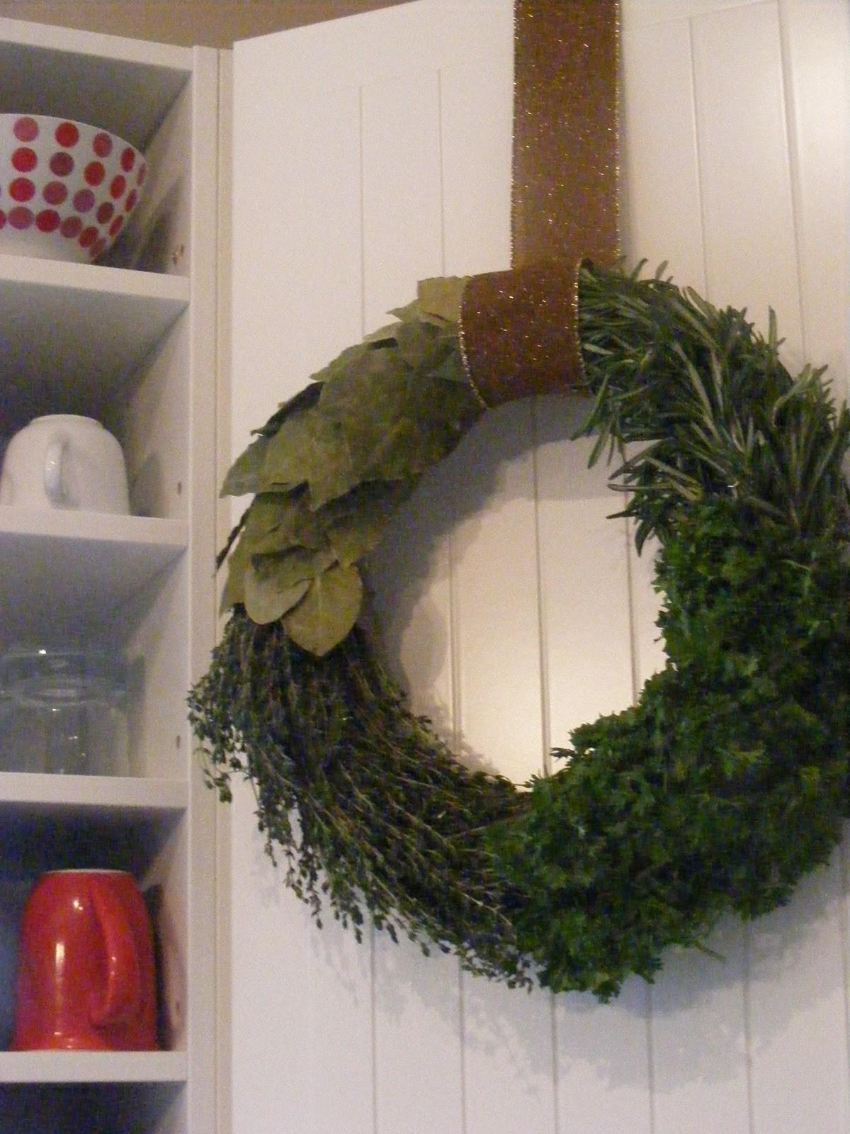 Complete Guide Imperfect Homemaking Diy Herb Wreath