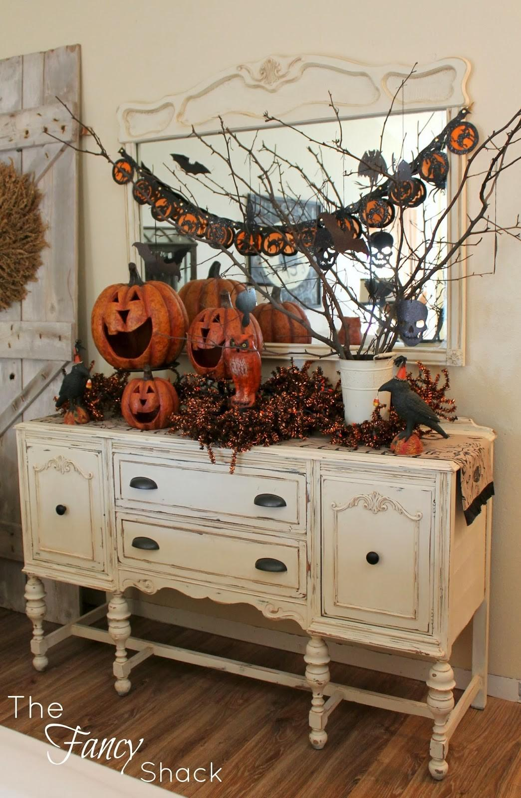 Complete List Halloween Decorations Ideas Your Home