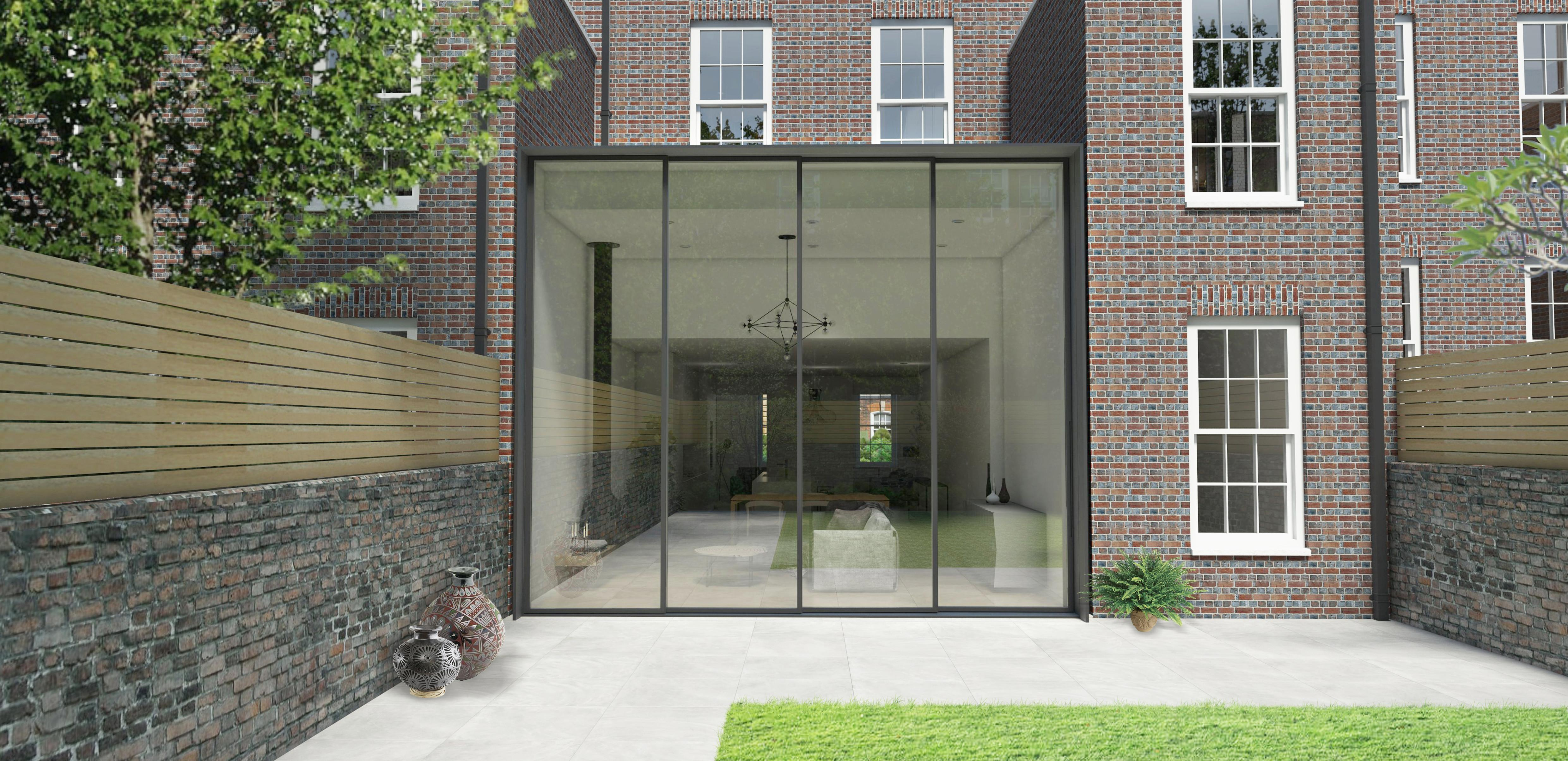 Conception Architects Georgian Town House Extension