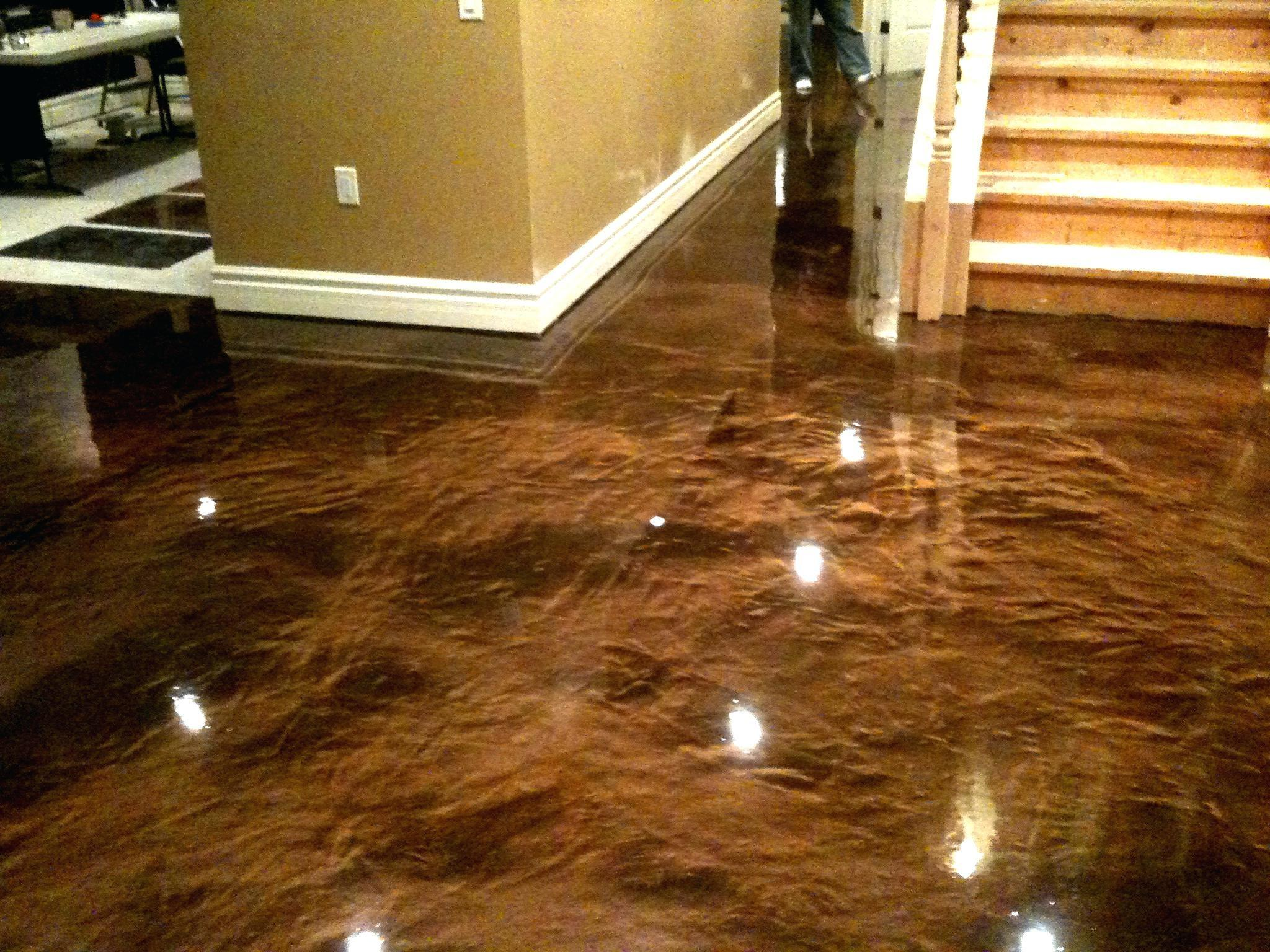 Concrete Floor Covering Ideas Thematador