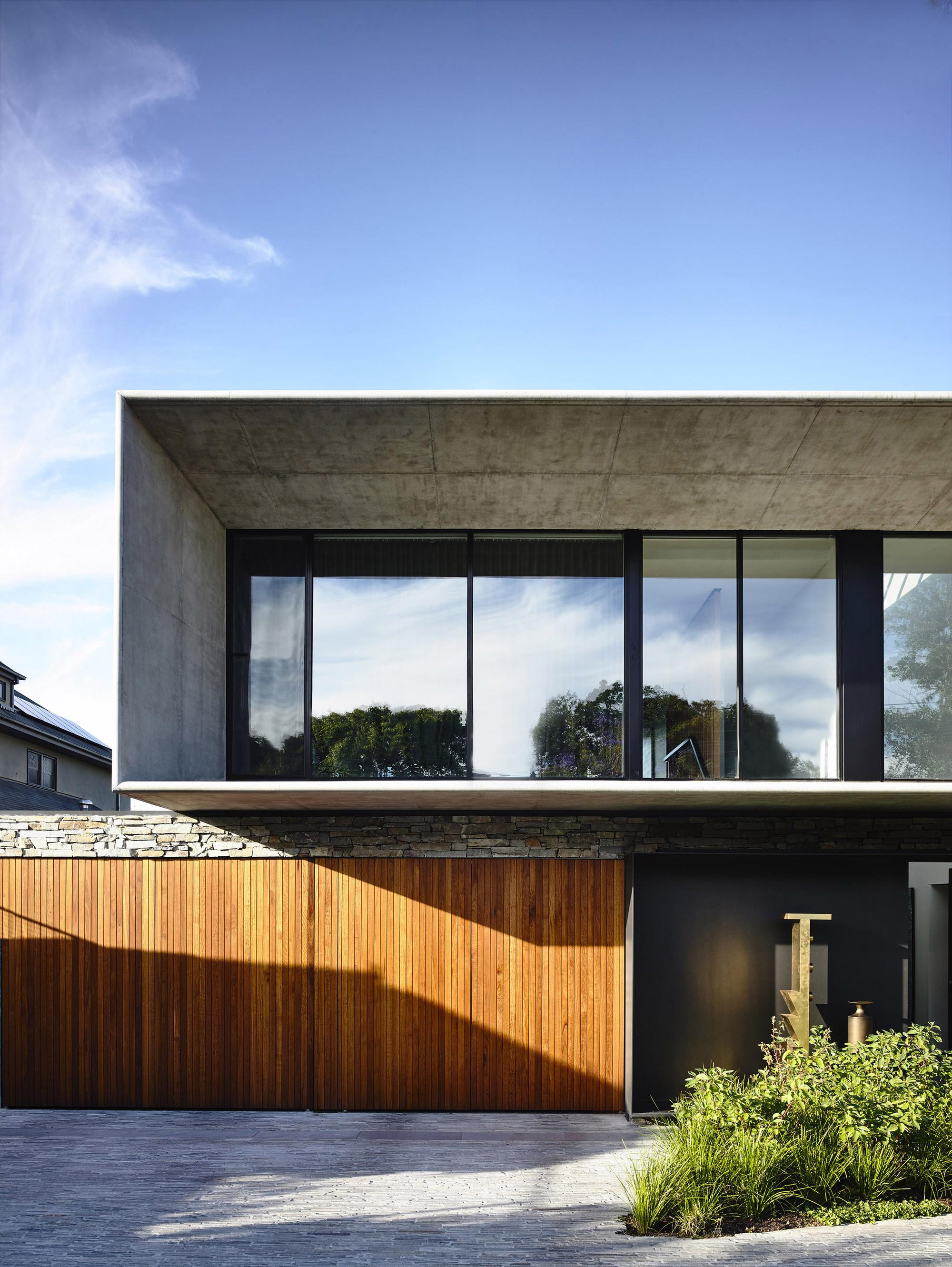 Concrete House Matt Gibson Architecture