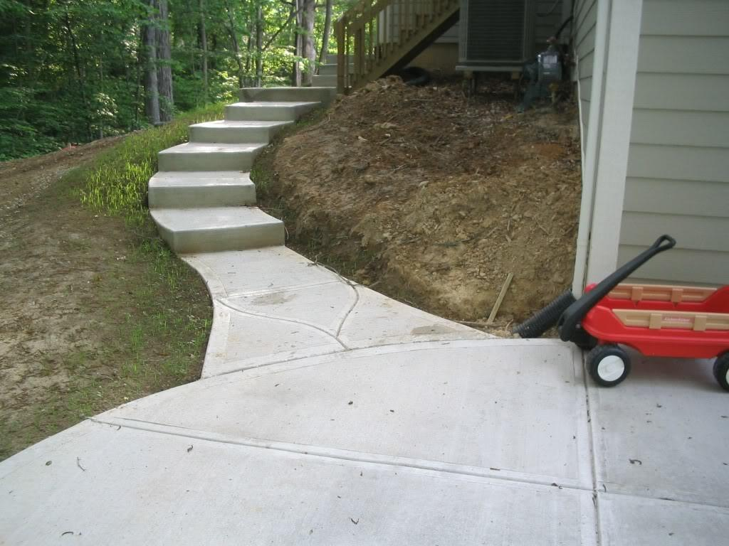 Concrete Sidewalk Construction Indianapolis