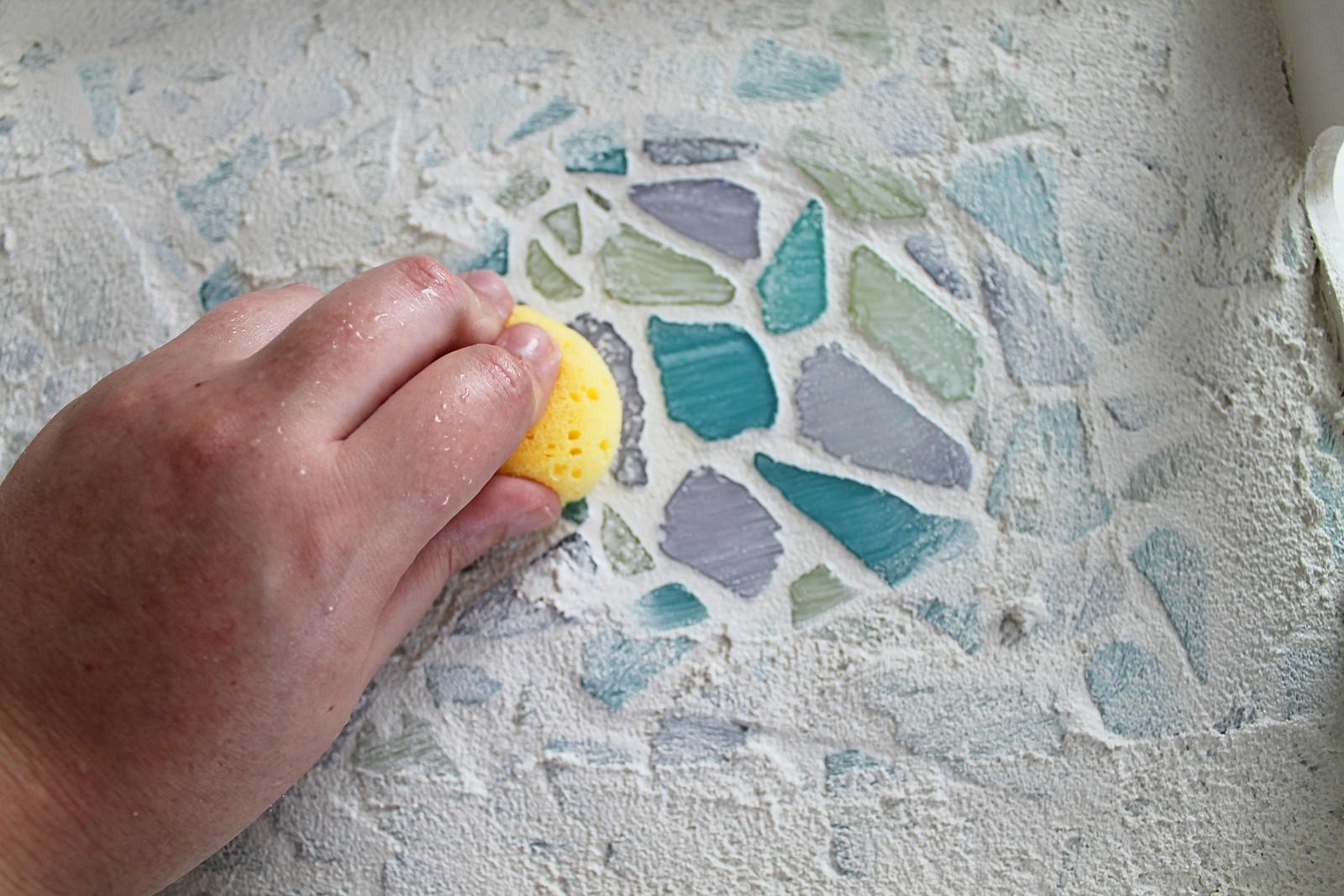 Confessions New Old Home Owner Diy Sea Glass