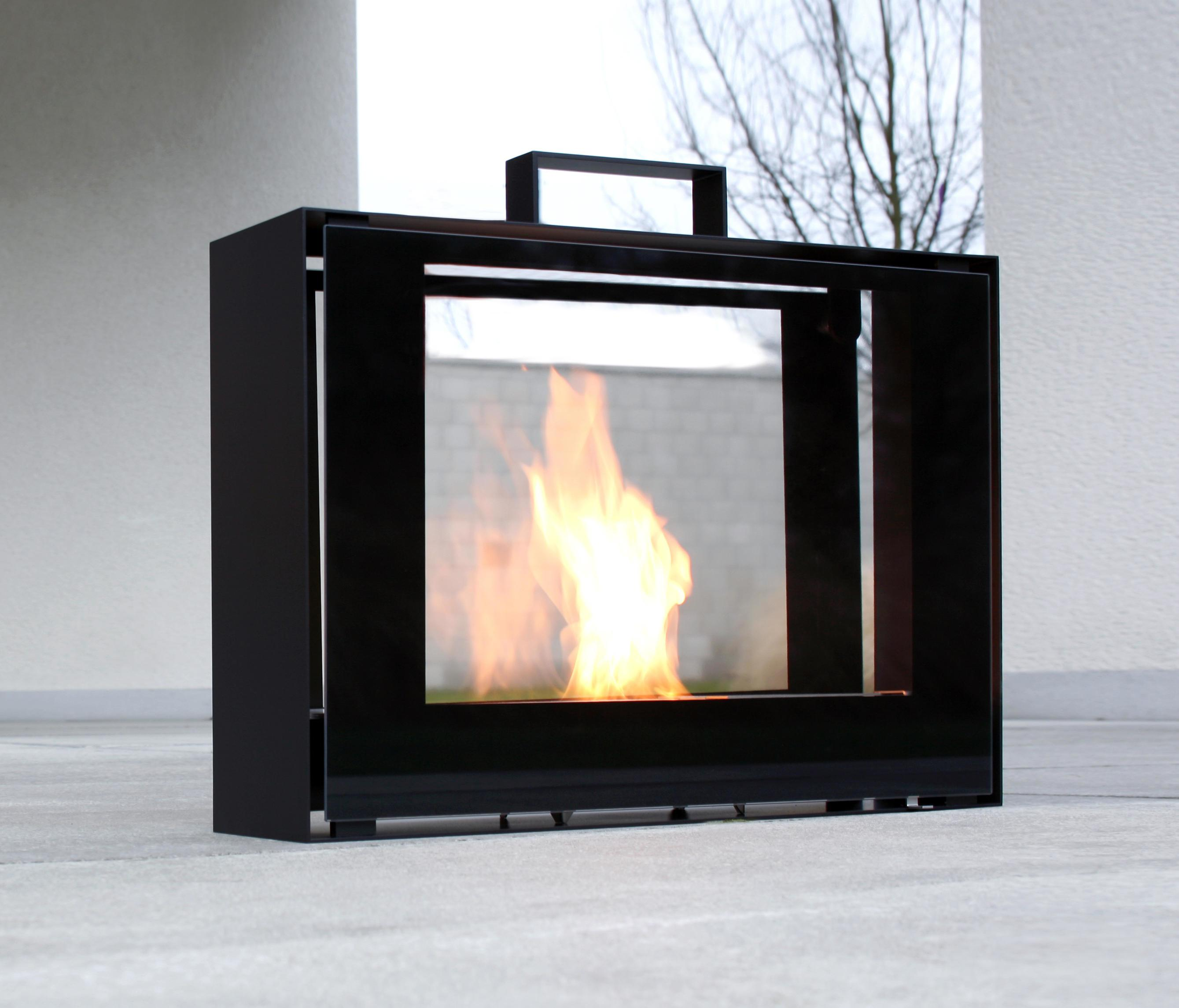 Conmoto Travelmate Portable Fireplace Fireplaces