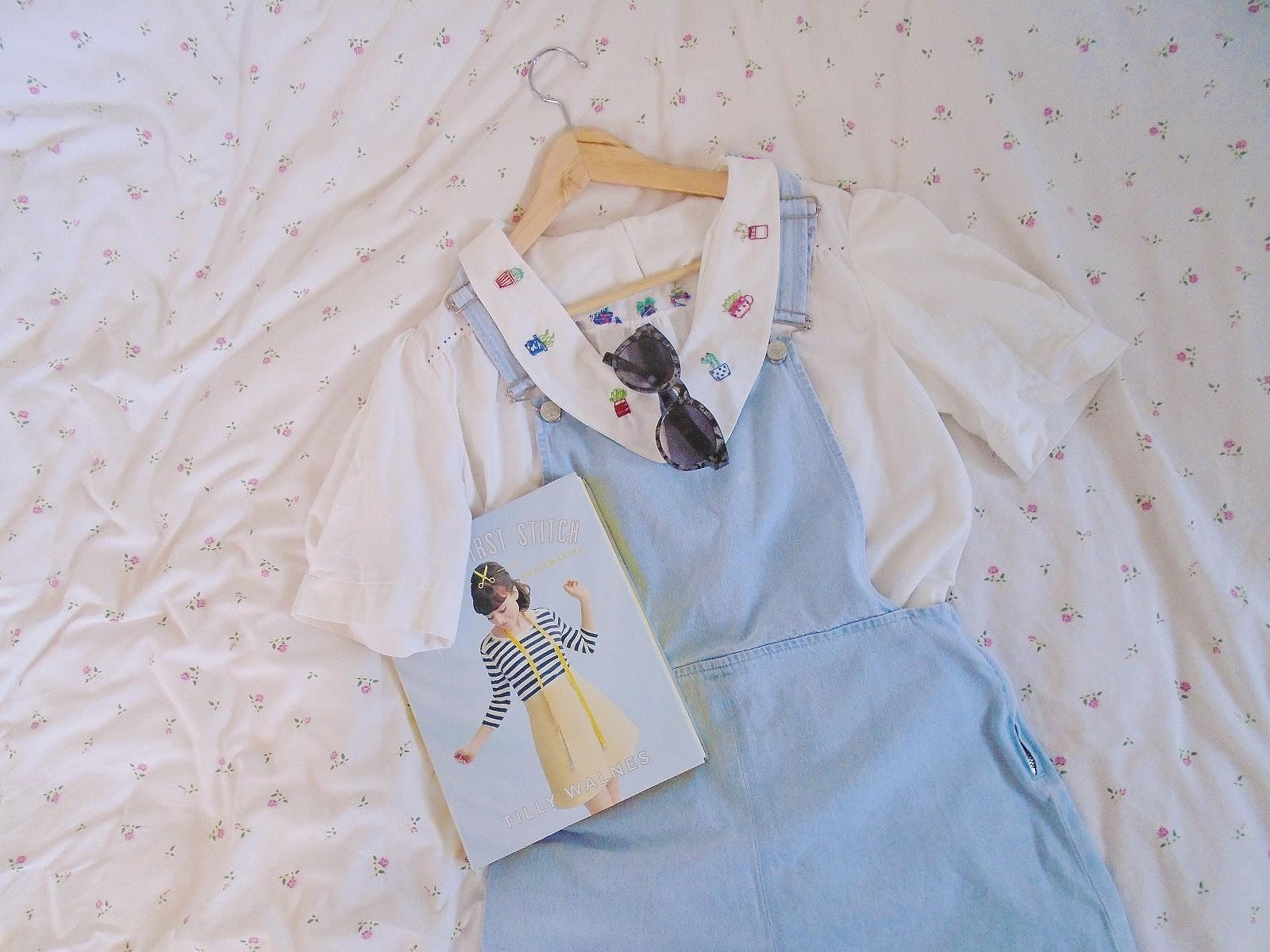 Connie Osaremae Diy Tilly Buttons Mimi Blouse