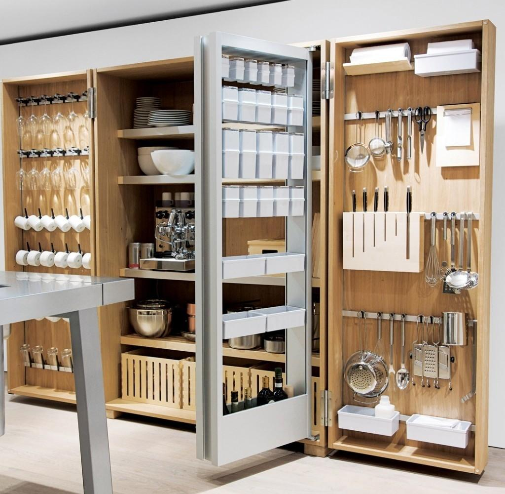 Considerable Useful Kitchen Cabinets Storage Ideas ...