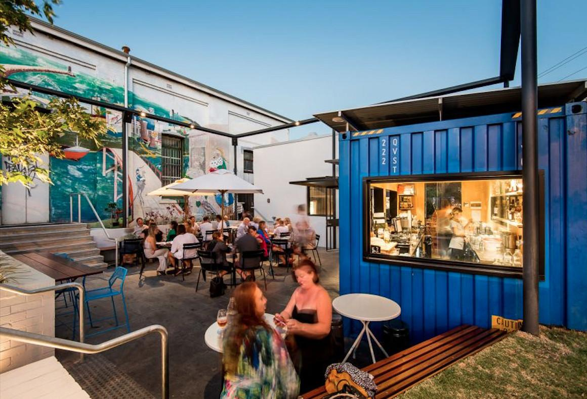 Container Cafe Propels Fremantle Foodie Scene Modulate