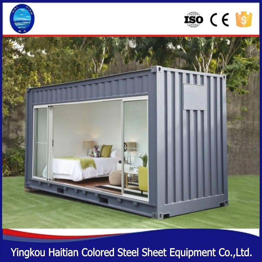Container Office Steel Prefab Tiny House