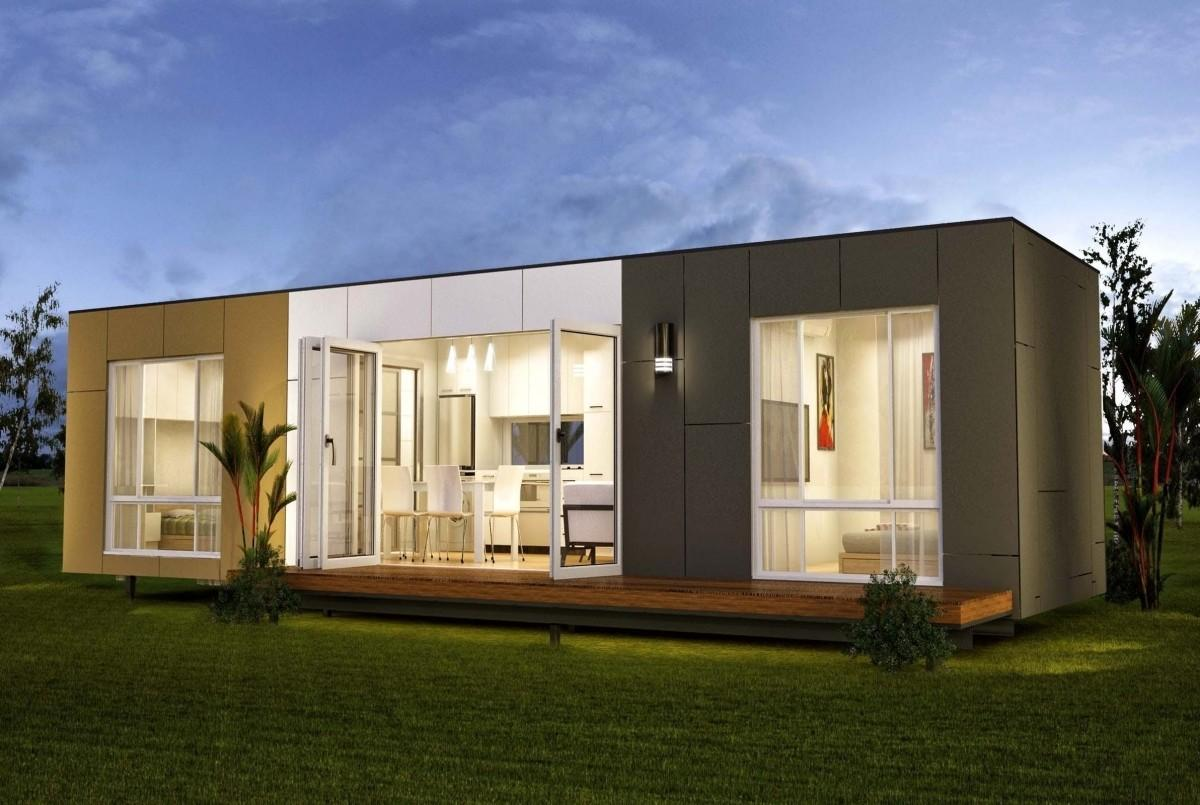 Container Prefab Homes Shipping Prices