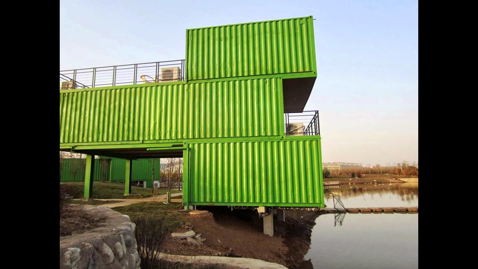 Containerhomes Motorola Container Store Farm