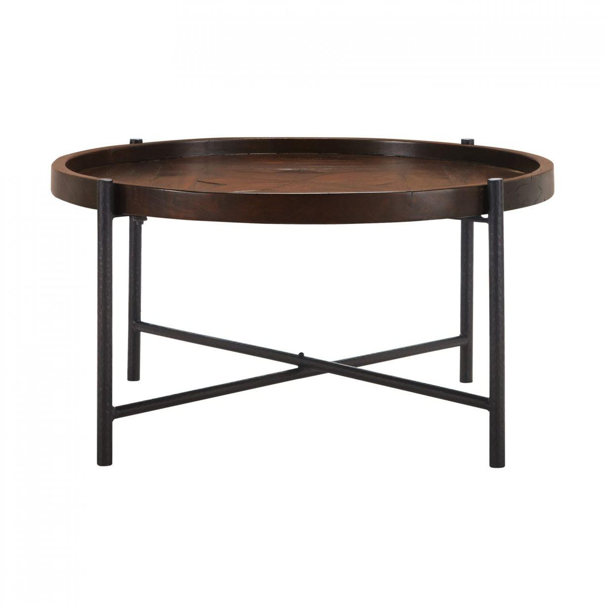 Contemporary Coffee Table Wooden Glass Rectangular
