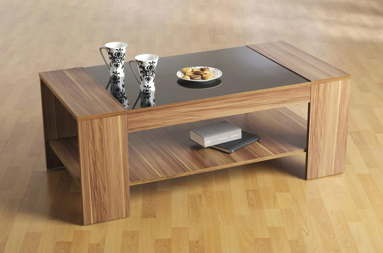 Contemporary Coffees Table Both Look Work