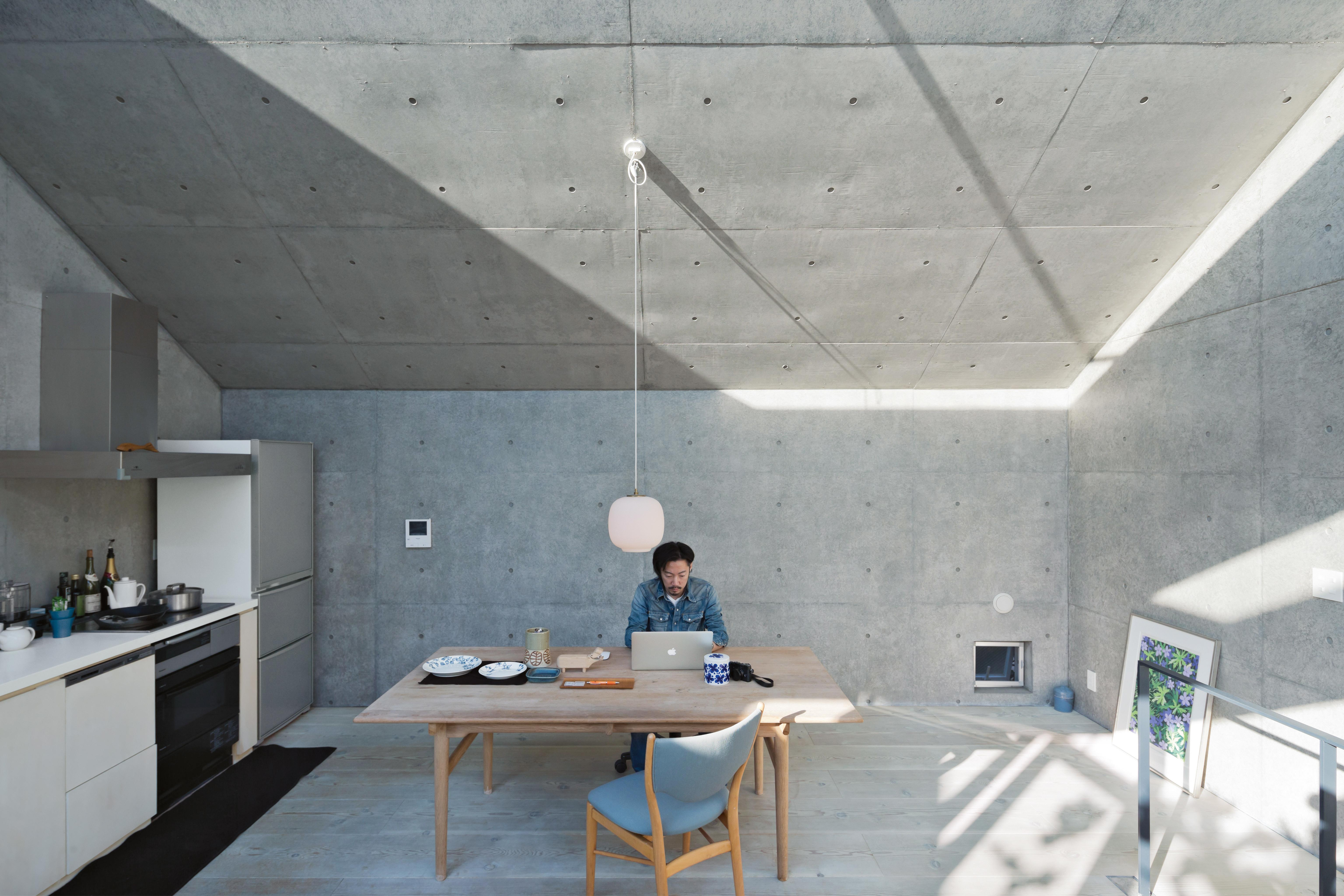 Contemporary Concrete Homes Designs Plans Haammss