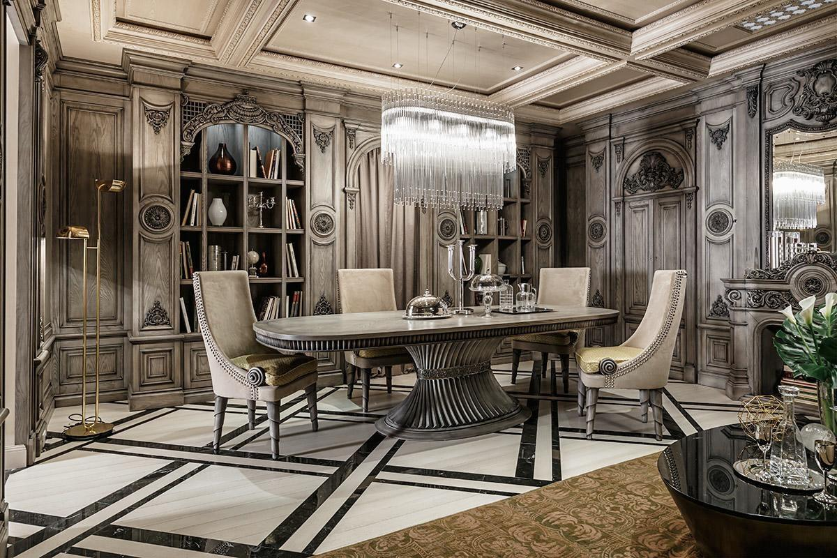 Contemporary Dining Room Designs Which Have Variety
