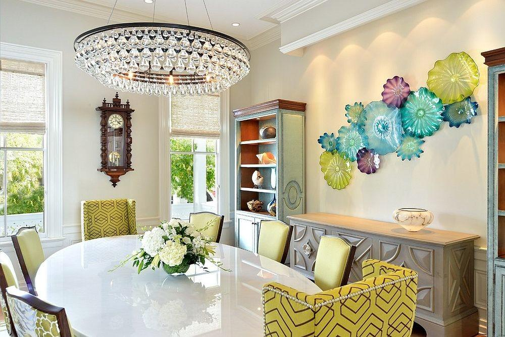 Contemporary Dining Room Tropical Touch Decoist