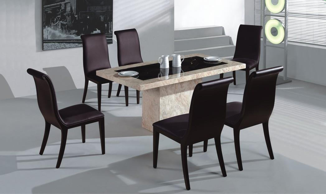 Contemporary Dining Table Galleria