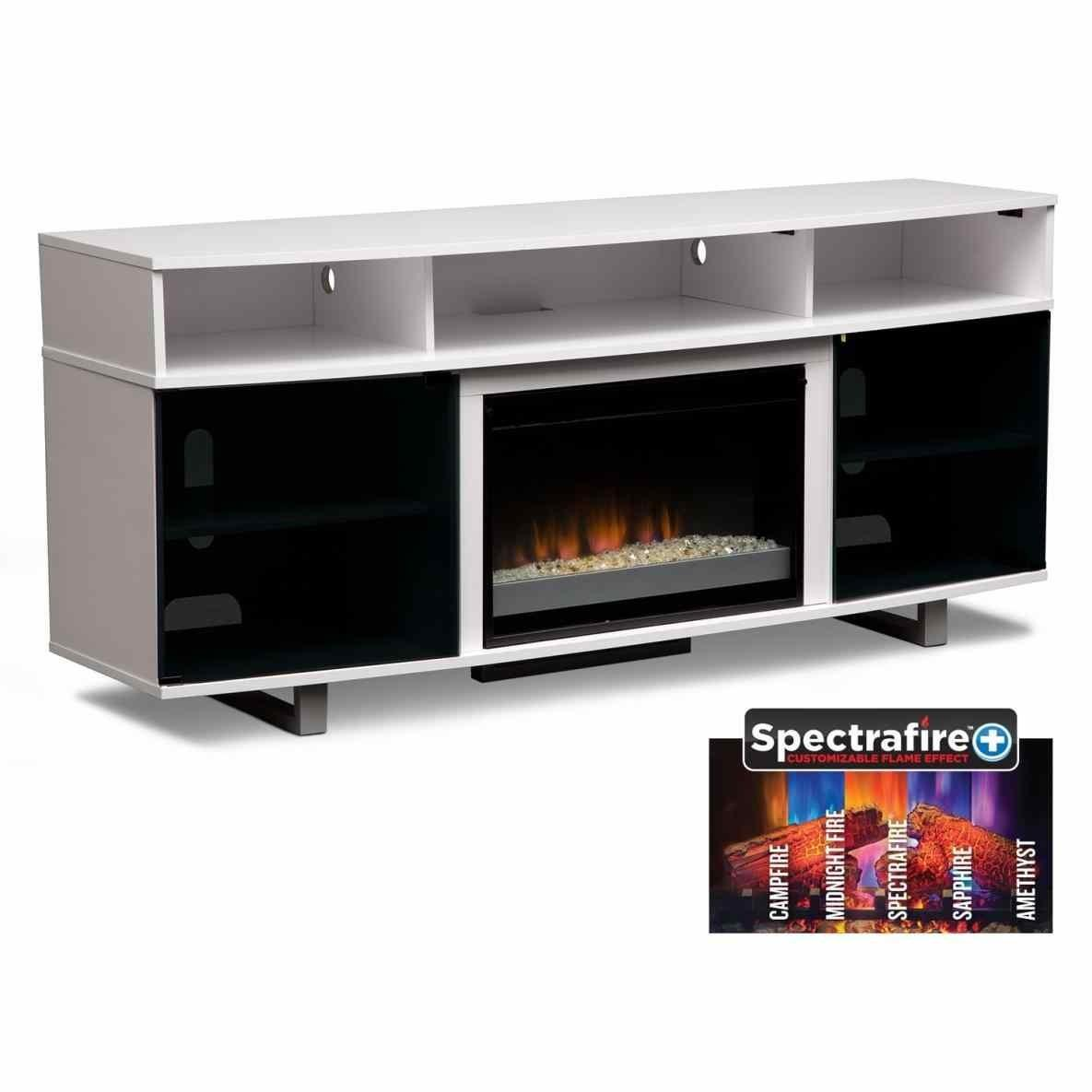 Contemporary Electric Fireplace Stand Cpmpublishingcom