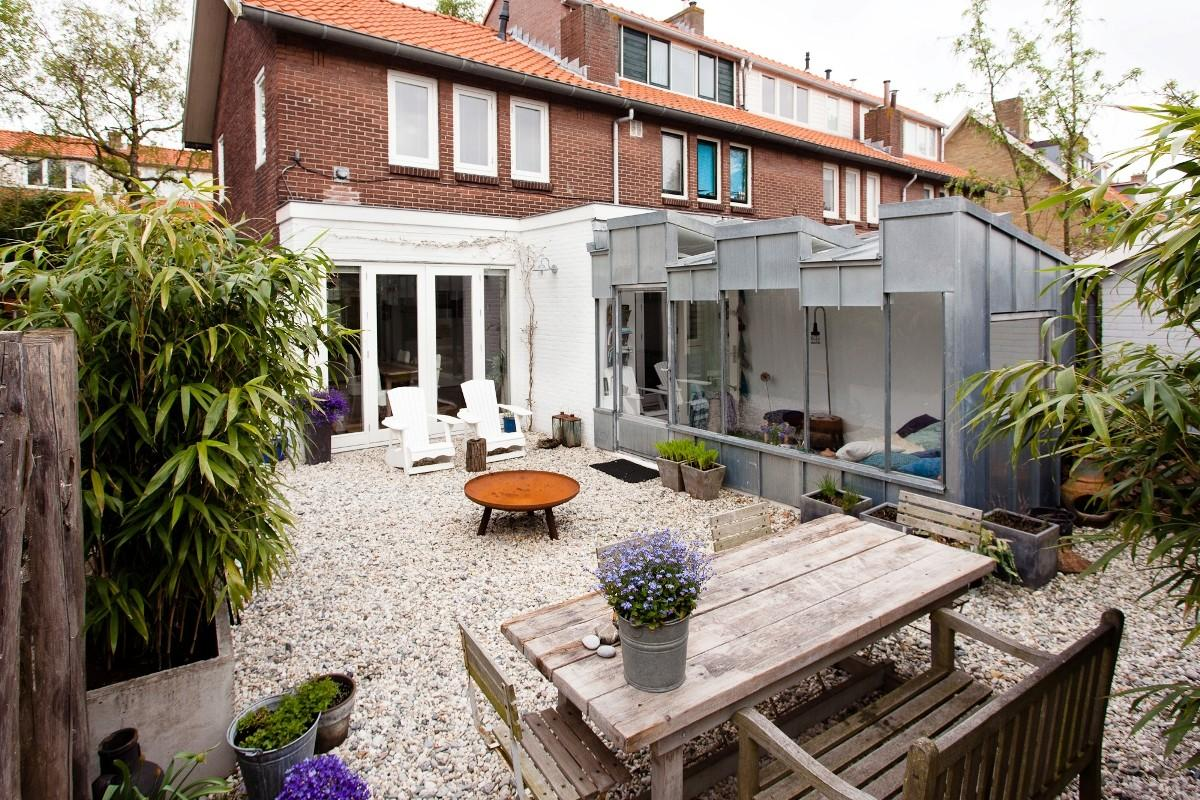 Contemporary Extension Renovation Haarlem