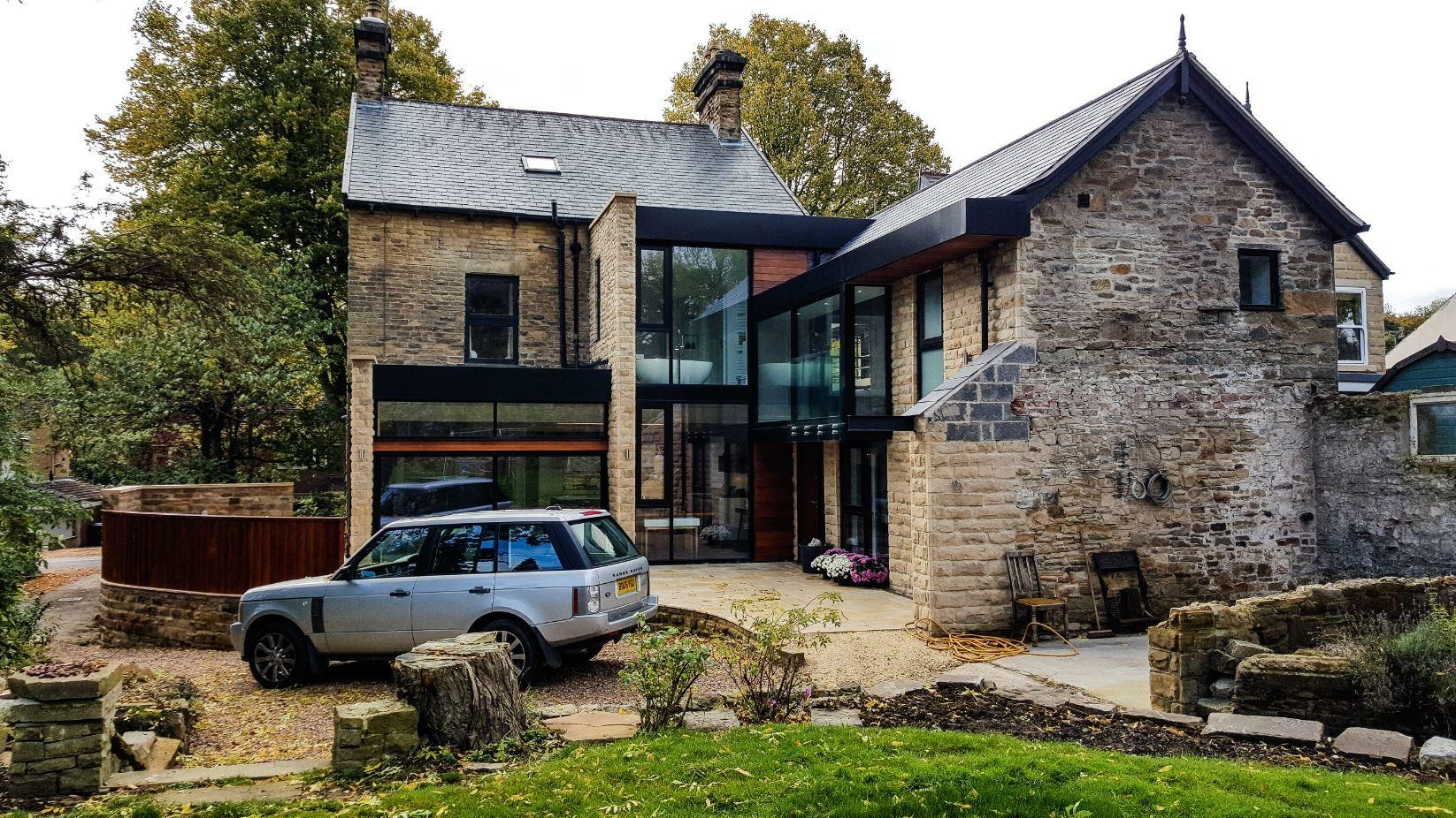 Contemporary Extension Sheffield Phase Complete