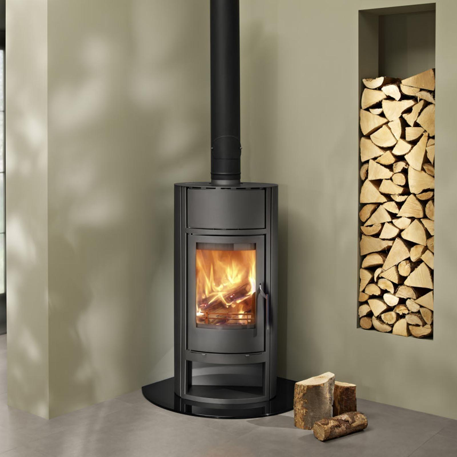 Contemporary Fire Broseley Evolution Delivery
