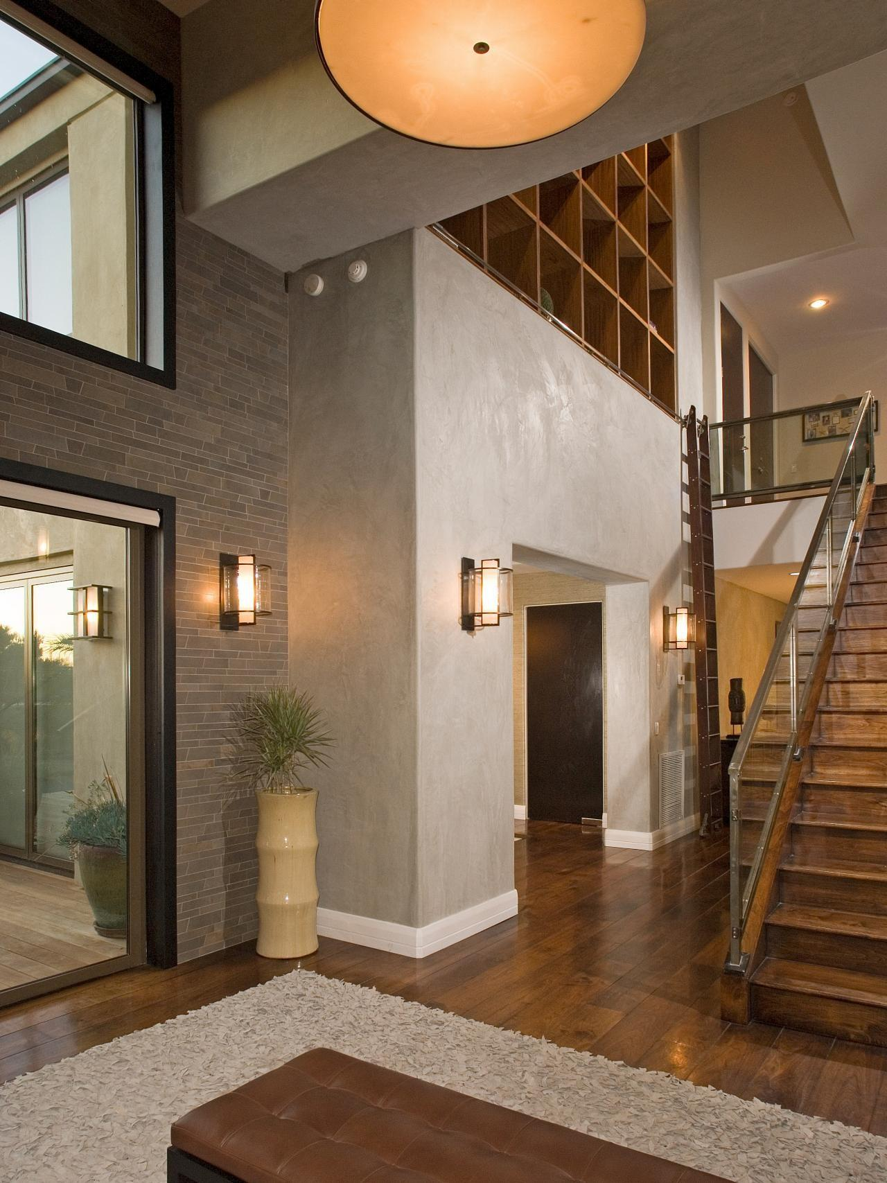 Contemporary Foyer Lighting Ideas Modern