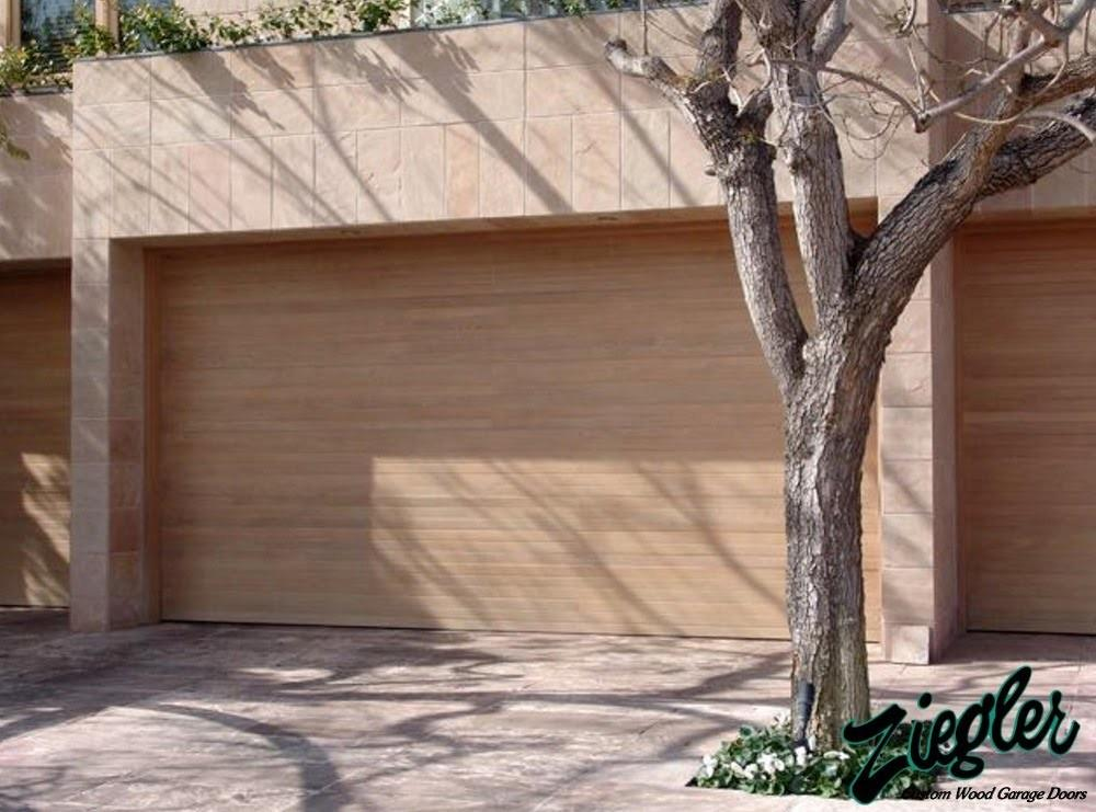 Contemporary Garage Doors Ziegler Inc
