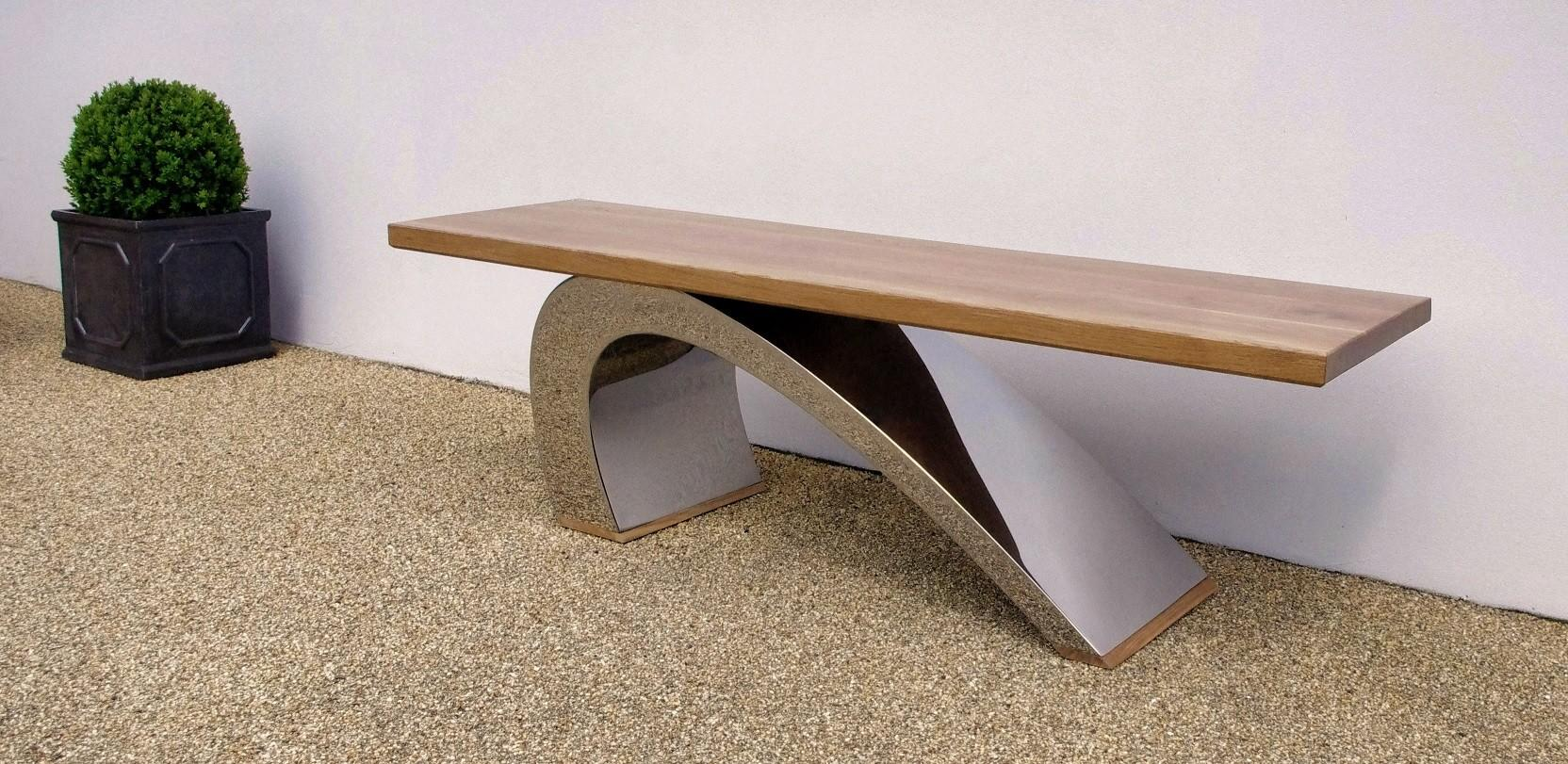 Contemporary Garden Benches 105 Mesmerizing Furniture